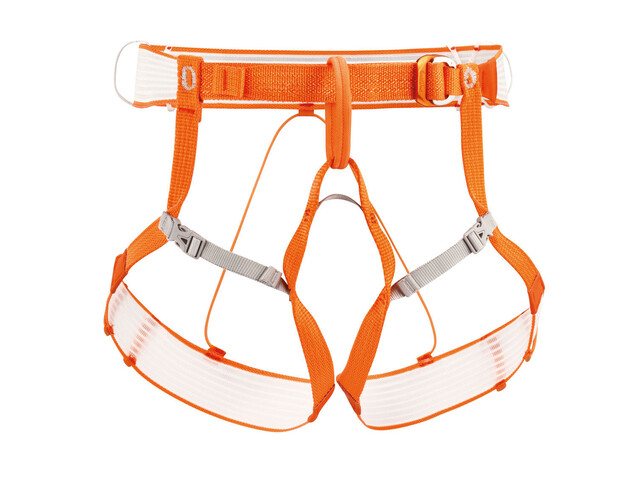 Petzl Altitude - orange/blanc